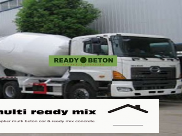 multi beton ready mix pe molen